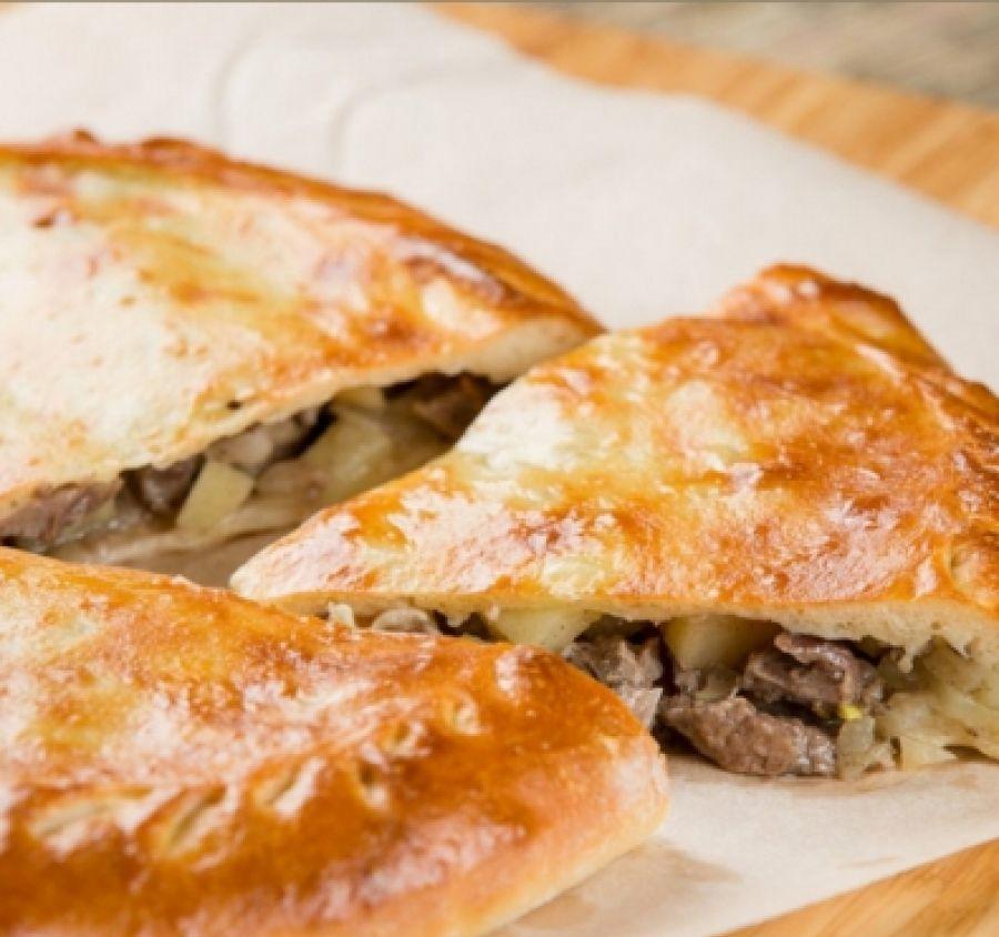 Рецепт чуду с мясом и картошкой фото