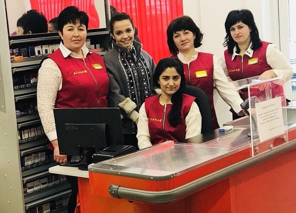 Автоматизация супермаркета «Alabash» в с помощью программы «1С:Розница»