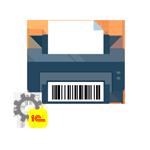 Подключение принтера этикеток к программам 1С
