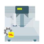 Настройка весов с печатью этикеток в 1С