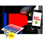 Подключение терминала сбора данных (ТСД)