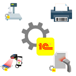 Подключение торгового оборудования к программам 1С